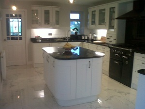 Kitchen in Cheshire