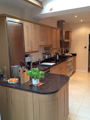 Fitted Kitchen in Cheshire