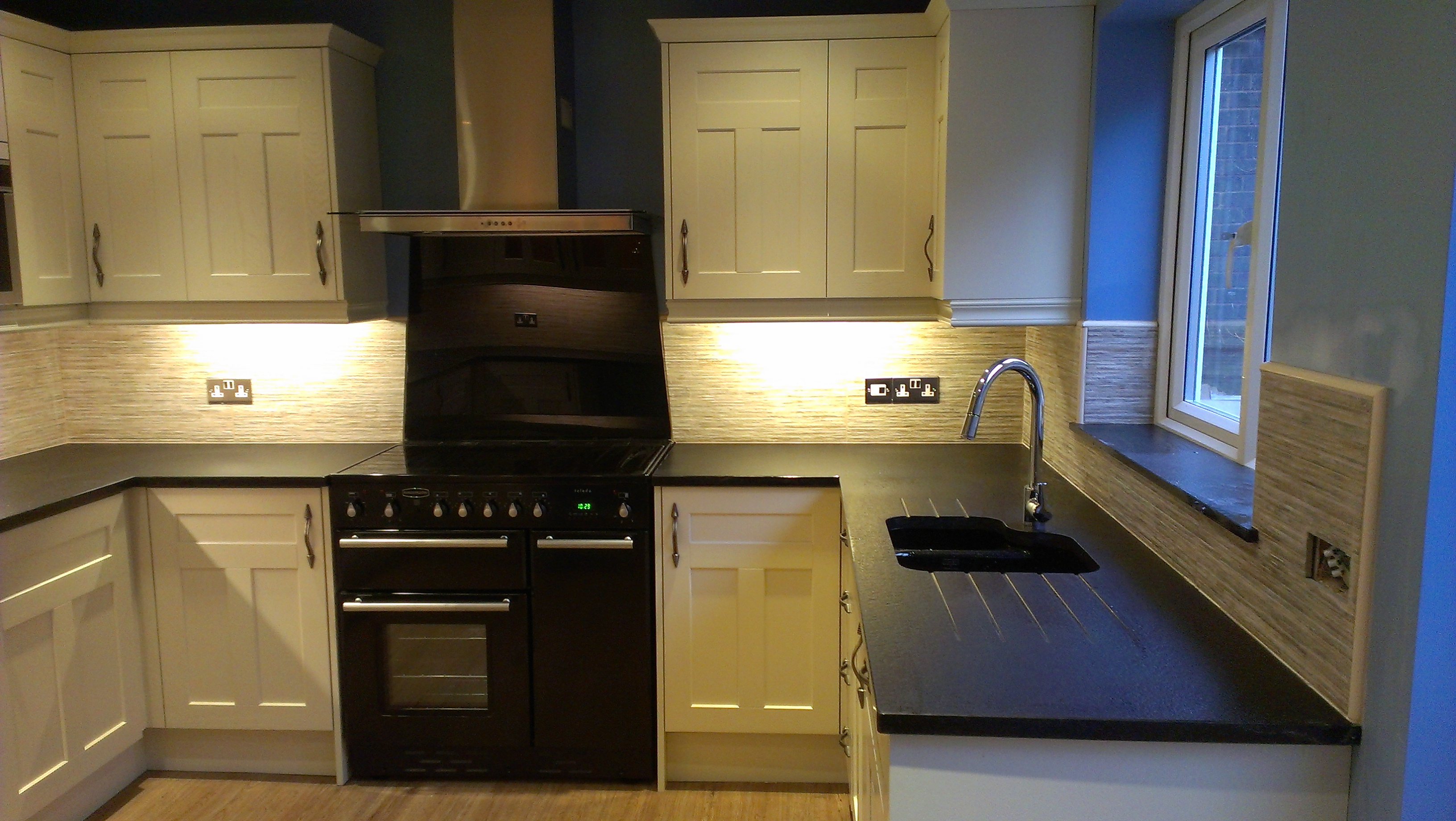 Fitted Kitchen In New Mills