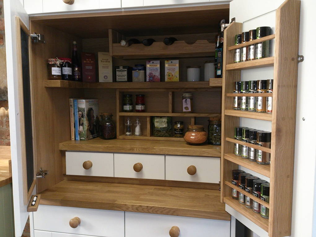 Pantry Display