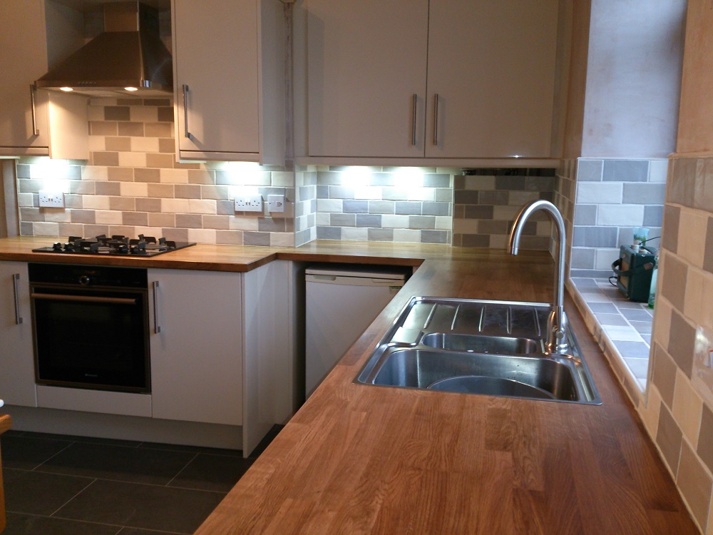 Kitchen Fitted In New Mills, Derbyshire