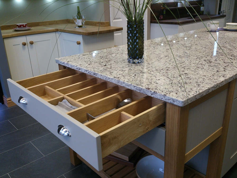 Kitchen Island Display