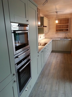 Kitchen Fitted In Chapel en le Frith