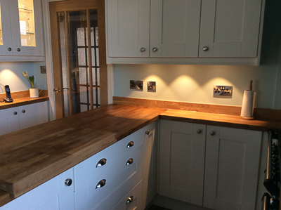 Bespoke Kitchen In Buxton, Derbyshire