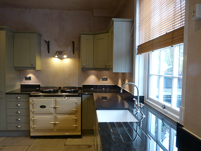Fitted Kitchen In Marple