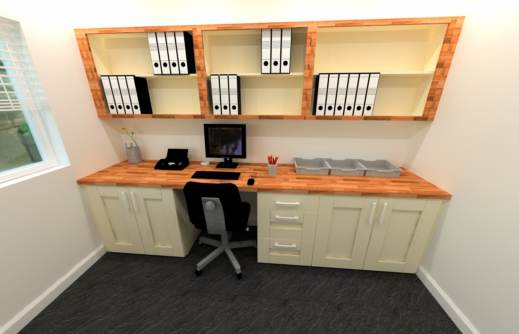 Office Furniture: Home Office Furniture