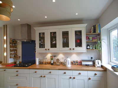 Kitchen in Marple Bridge, Cheshire