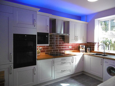 New Kitchen in Whaley Bridge