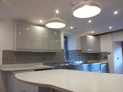Kitchen Design by Kinder Kitchens