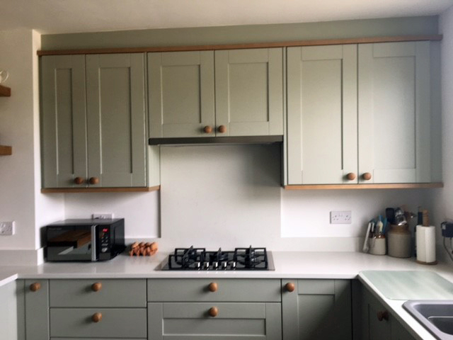 New Kitchen By Kinder Kitchens
