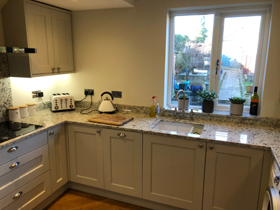 New Kitchen Design in Castleton, Derbyshire
