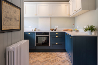 Kitchen Designed by Kinder Kitchens