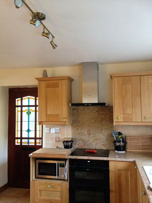 New Kitchen in Whayley Bridge by Kinder Kitchens
